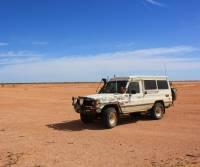 Diamantina NP QLD Desert-area